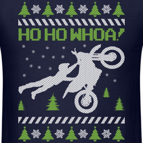 Motorcycle Ugly Christmas