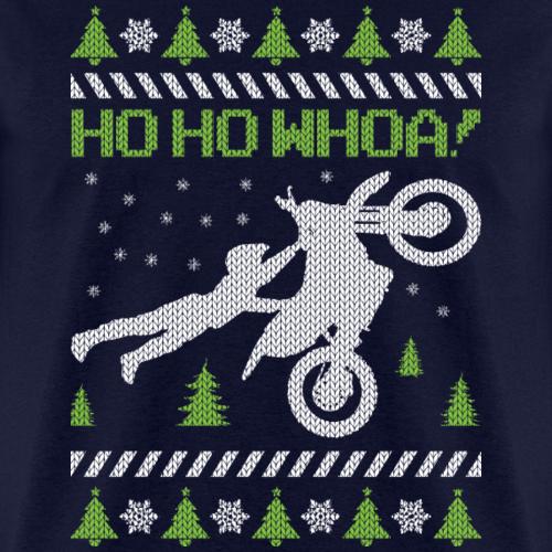 Motorcycle Ugly Christmas