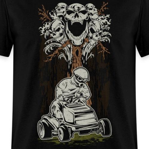 Lawnmower Skull Tree