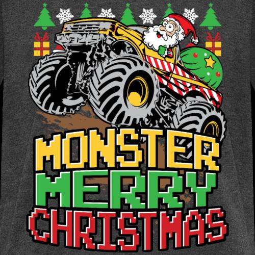 Santa Christmas Truck