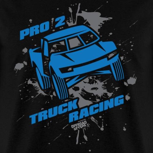 Pro2 Race Truck Blue