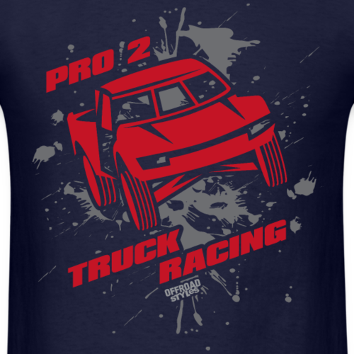 Pro2 Race Truck Red