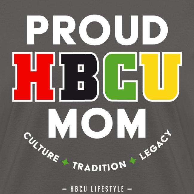 Proud HBCU Mom - RGB Edition