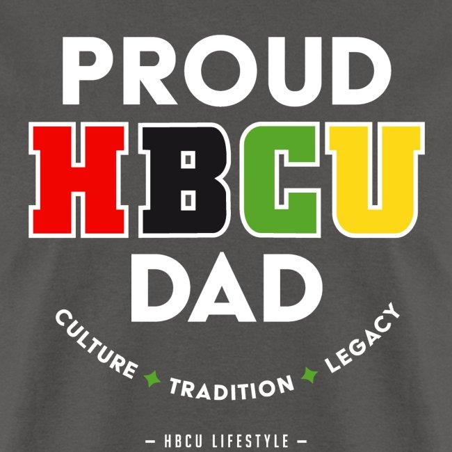 Proud HBCU Dad Shirt