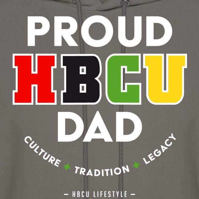 Proud HBCU Dad Hoodie