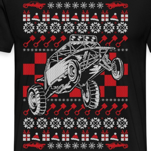 Ugly Christmas Dune Buggy
