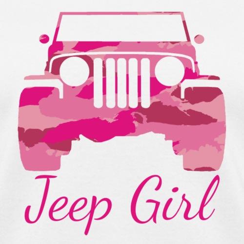 Jeep Girl - Pink Camo