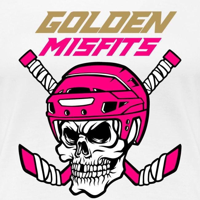 Golden Misfits Pink