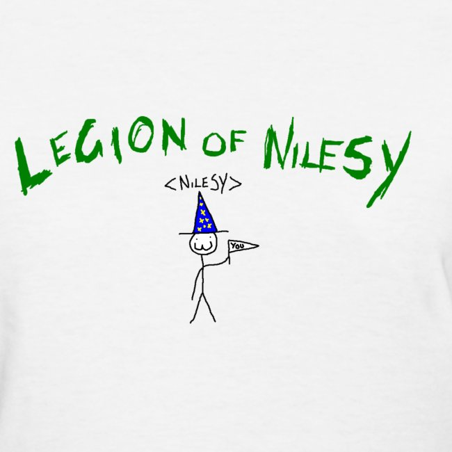 Legion of Nilesy (White)