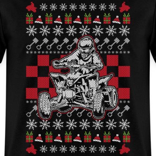 ATV Ugly Christmas Quad