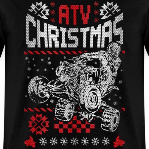 ATV Christmas Quad