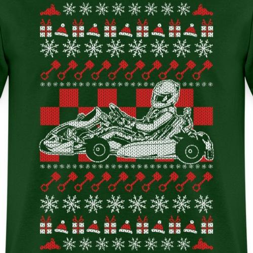 Go Kart Racing Christmas