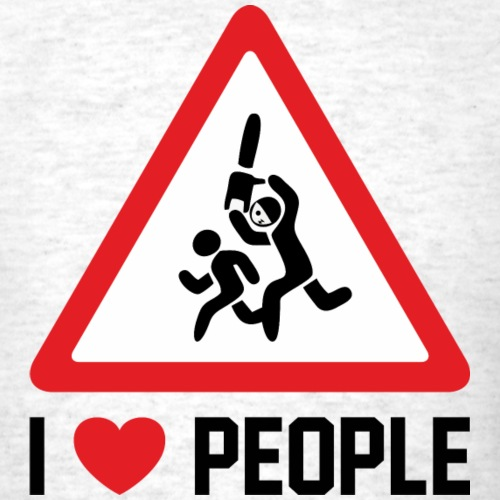I Love People