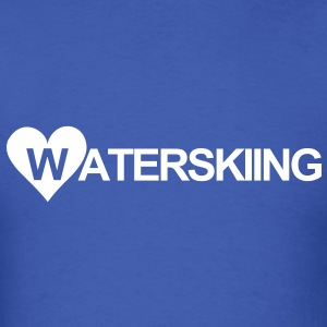 WATERSKI,WATER, WAKEBOARD, MONOSKI, SKI, RIDE T-Shirts - Men's T-Shirt