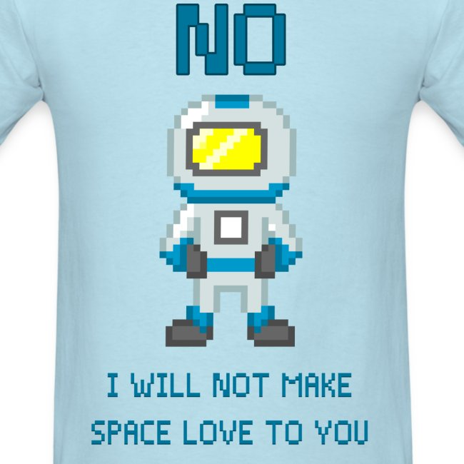 Space Love for Men