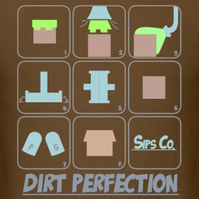 Design ~ Dirt Perfection for Men