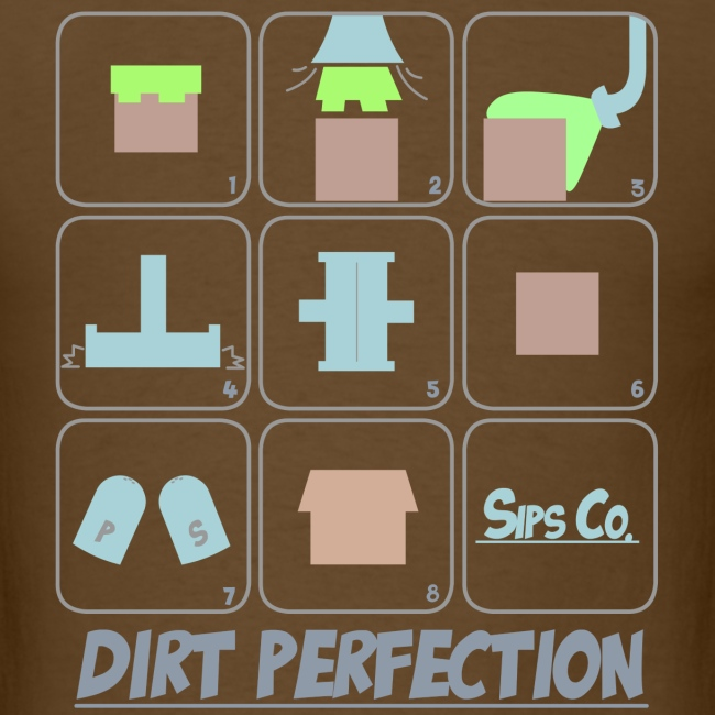 Dirt Perfection for Men