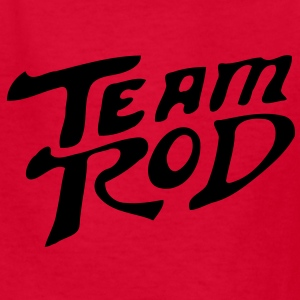 Team Rod Design From Hot Rod the Movie Kids' Shirts - Kids' T-Shirt