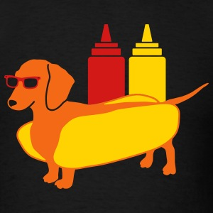 Weenie Dog Tee for Men - Men's T-Shirt