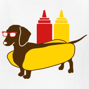 Weenie Dog Shirt - Kids' T-Shirt
