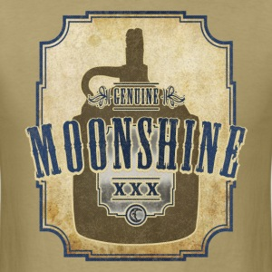 genuine Moonshine T-Shirts - Men's T-Shirt