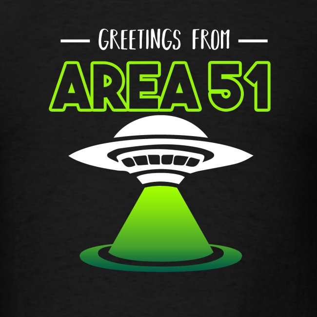 Greetings from AREA 51