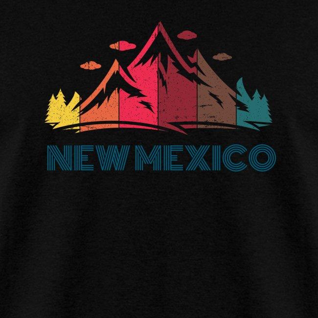 UFO Retro New Mexico