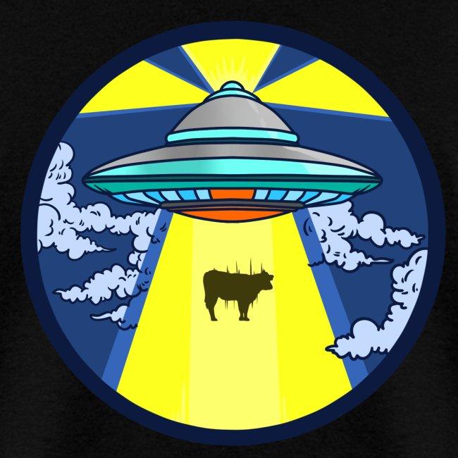 UFO Cow Abuct