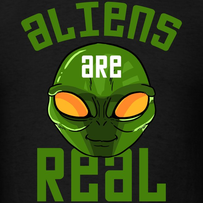 Alien are Real