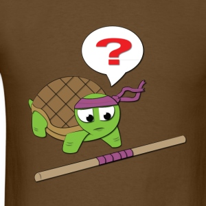 Baby Donatello T-Shirts - Men's T-Shirt