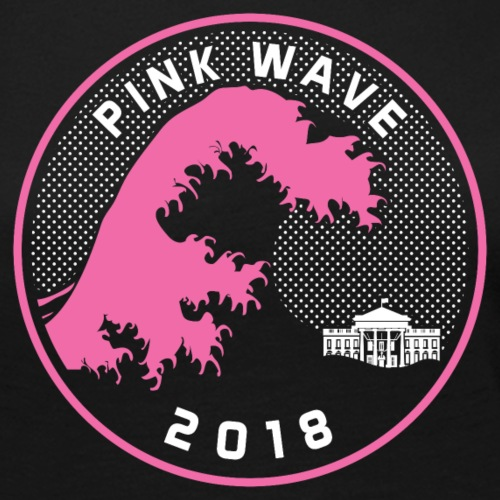Pink Wave 2018 T-shirts