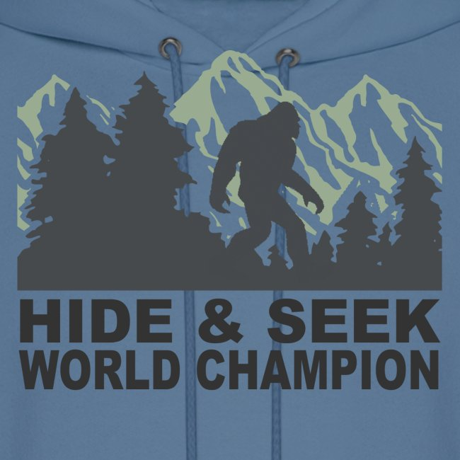 Hide & Seek World Champ!