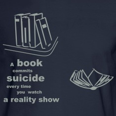 the suicide book Long Sleeve Shirts