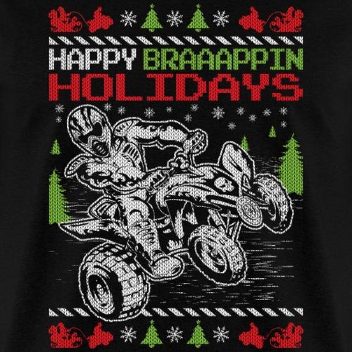 ATV Badass Christmas Quad