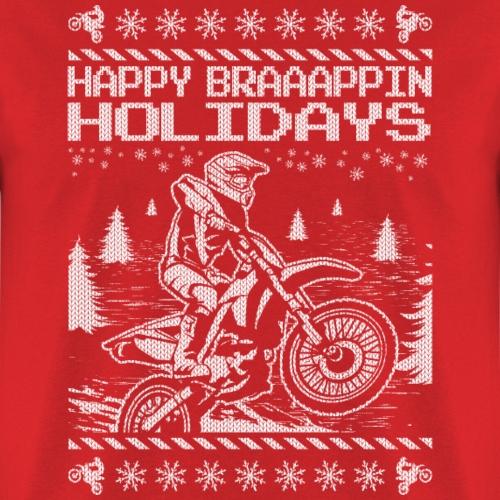 Motocross Happy Holiday