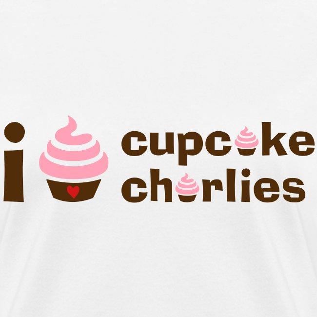 Love Cupcake Charlie's Women's Tee