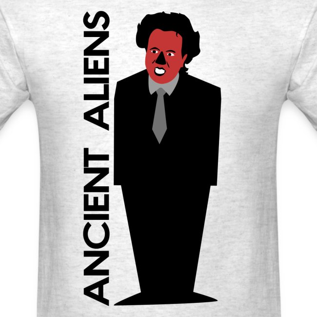 ANCIENT ALIENS - PTERMCLEAN DESIGNS