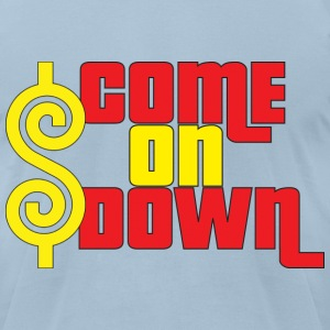 Men's Come On Down T-Shirt - Men's T-Shirt by American Apparel