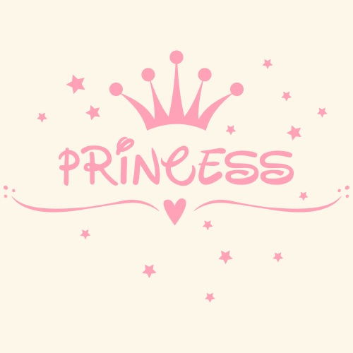 Princess, Crowns, Hearts, Birthday, Christmas