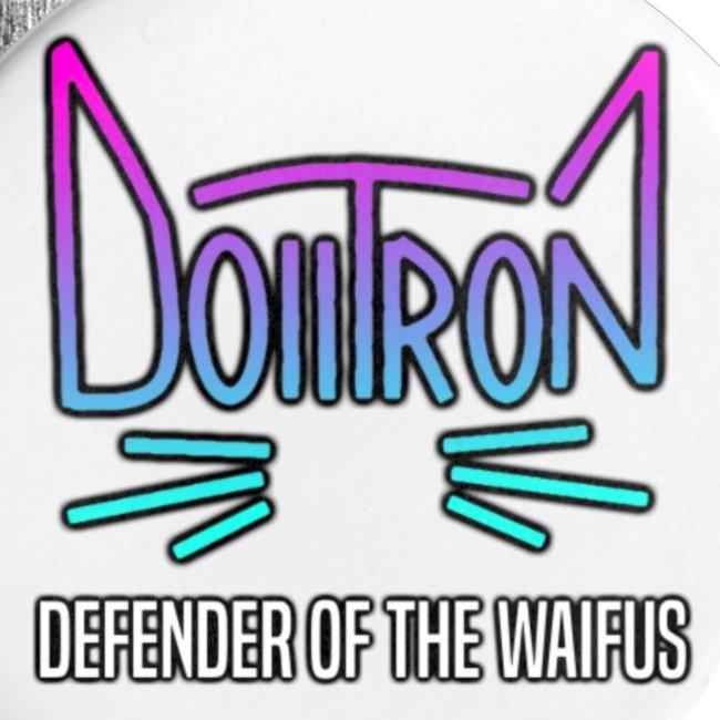 Dolltron Logo Flare