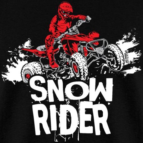 ATV Quad Snow Rider