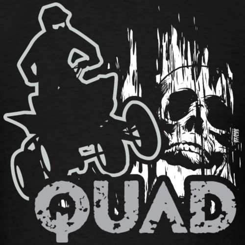 ATV Quad Skull Screamer