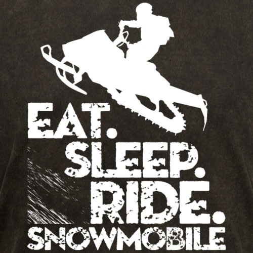 Snowmobile Eat Sleep Ride