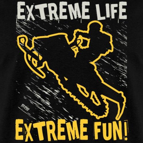 Snowmobile Extreme Life