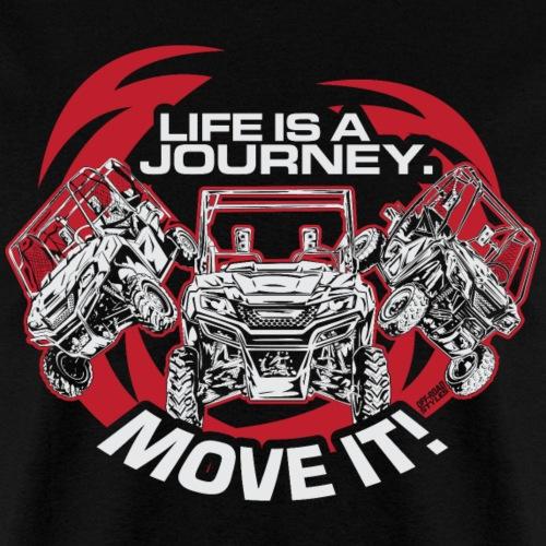UTV Racing Life Journey