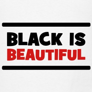 Black is Beautiful ! T-Shirts - Men's T-Shirt