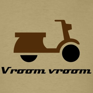 Vroom vroom - Men's T-Shirt