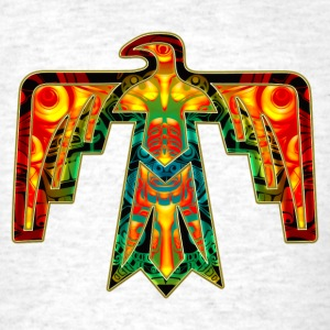 Sacred Thunderbird - symbol power &  strength Women's T-Shirts - Men's T-Shirt