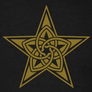Pentagram & Venus Flower - Protection & Balance / Women's T-Shirts - Men's T-Shirt
