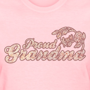 Proud Grandma - Women's T-Shirt